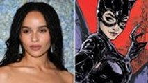 Zoe Kravitz Set to Star as Catwoman in 'The Batman' | THR News