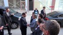 Manisa-hazina bakanı berat albayrak salihli vergi dairesinde açıklamalarda bulundu