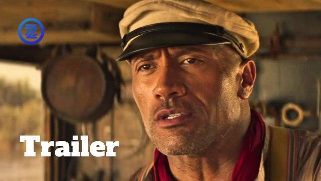 Jungle Cruise Trailer #1 (2020) Dwayne Johnson, Emily Blunt Disney Movie HD
