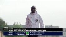 DailySport - Eliud Kipchoge rêve d'écrire l'histoire