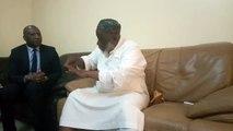 Rencontre Premier Imam -Dr Ibrahima Sakho,président du CPUG : Voici Ce que j'ai dit à Kassory Fofana