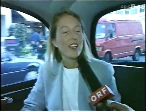 Interview Jochen Rindts Tochter Natascha mit Heinz Prüller ( ORF 1995 )
