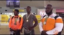 JDS | Le bilan des ivoiriens au championnat d'Afrique de Powerlifting