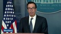Mnuchin: U.S. Stands Ready to Slap Sanctions on Turkey