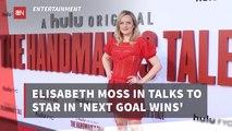 Elisabeth Moss' Next Movie