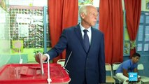 Tunisia's presidential election billed as a clash of contrasts