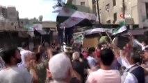 - İdlib'den Barış Pınarı Harekatı'na destek