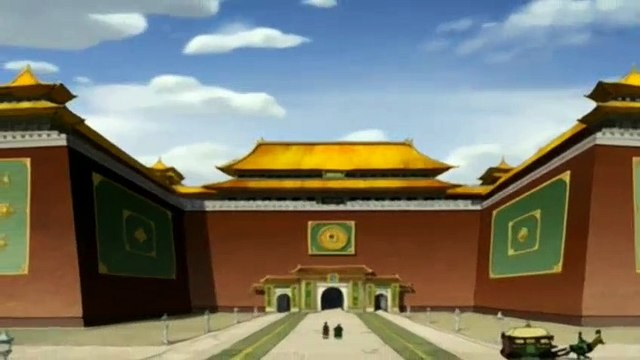 Avatar: The Last Airbender S02E20 The Crossroads of Destiny - The Last Airbender S02E20