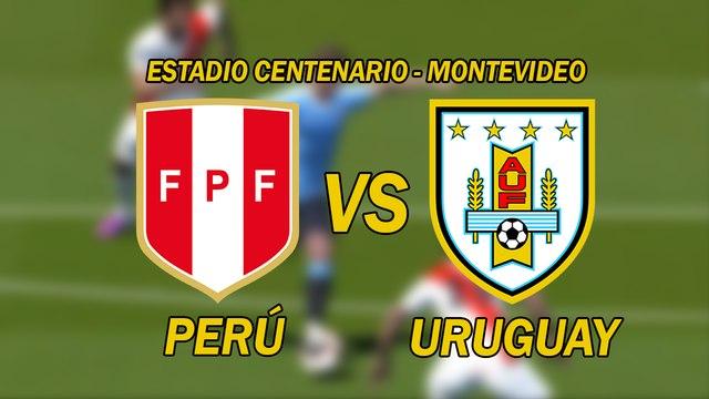 PERÚ VS URUGUAY - AMISTOSO INTERNACIONAL EN MONTEVIDEO | SIMULACIÓN PES