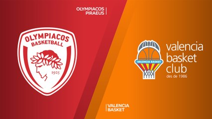 EuroLeague 2019-20 Highlights Regular Season Round 2 video: Olympiacos 89-63 Valencia