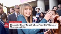 The Moment Elizabeth Olsen Auditioned For 'Game of Thrones'
