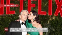 Michael Douglas Loves His Marriage