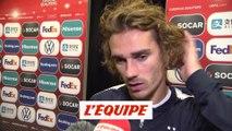 Griezmann «Le coach a toujours confiance en moi» - Foot - Bleus