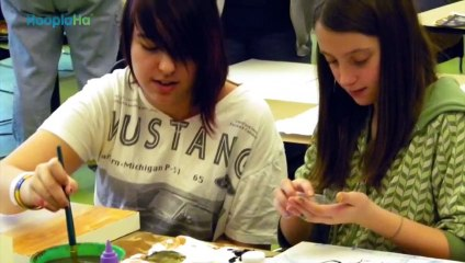 Art Helps Teens Rise Above Bullying