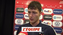 Pavard «On a fait le travail» - Football - Qualif. Euro