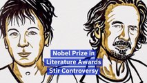 Peter Handke And The Nobel Prize