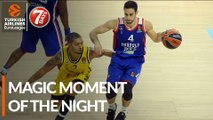 7DAYS Magic Moment of the Night: Anadolu Efes Istanbul