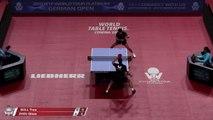 Timo Boll vs Zhou Qihao | 2019 ITTF German Open Highlights (R32)