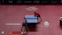 Manika Batra vs Feng Tianwei | 2019 ITTF German Open Highlights (R32)