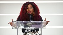 Chaka Khan - Power of Women Speech