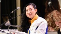 Awkwafina - Full Power of Women Speech