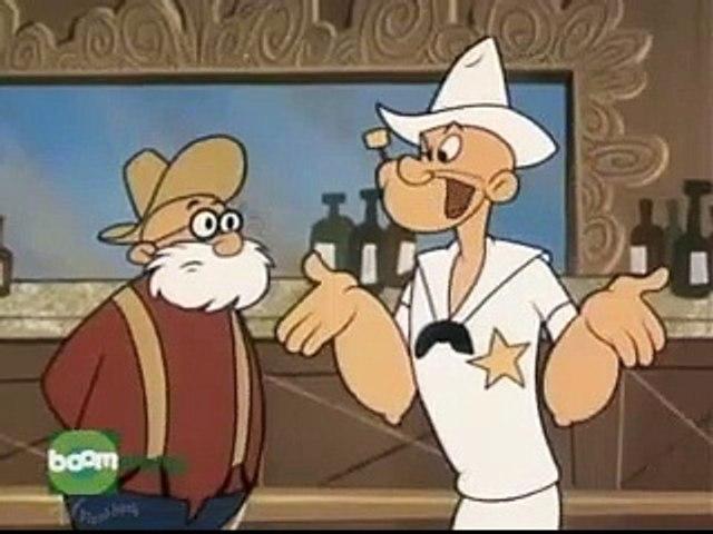 Popeye - Popeye no Oeste