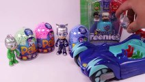 PJ Masks Paw Patrol Surprise Play And Learn Colors With Microwave Toys Blender Toy Videos For Kids