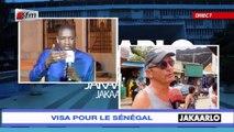 Jakaarlo bi du 11 Octobre 2019 : Visa pour le Sénégal.