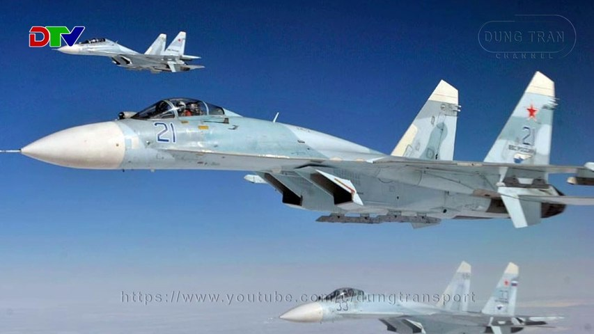 Su-30 Flanker-C_- Essentially A Two-Seat Multi-Role Fighter Version Of The Su-27