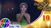 THVL | Duyên dáng Bolero 2019 - Tập 10[3]: Lụa đào - Hoàng Y Nhung