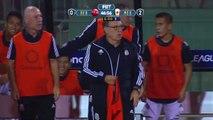 Golazo de JJ Macías con la Selección Azteca   Azteca Deportes