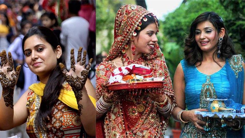 कुंवारी लड़कियों के लिए करवा चौथ व्रत विधि | Karwa Chauth Vrat Vidhi for Unmarried Girls | Boldsky