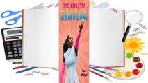 [BEST SELLING]  Epic Athletes: Serena Williams