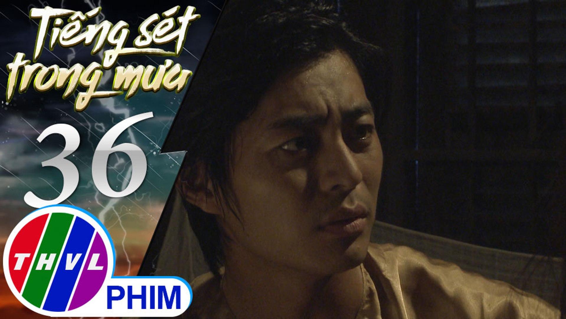 THVL | Tiếng sét trong mưa - Tập 36[3]: Bình cho rằng đời Phượng khổ hay không là do mình quyết định