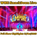 WWE SmackDown Live 11th October 2019 Highlights - WWE SmackDown 10/11/2019 Highlights