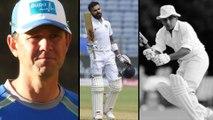 IND vs SA 2nd Test : Kohli Surpasses Sunil Gavaskar,Equals Ponting