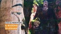 Statue memorabili: il Buddha gigante di Leshan