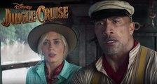 Jungle Cruise Film Trailer - Emily Blunt, Dwayne Johnson