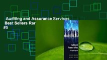 Auditing and Assurance Services  Best Sellers Rank : #5
