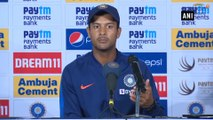 IND vs SA 2019,2nd Test  : Virat Kohli-Ravindra Jadeja's Partnership Was Fabulous Says Mayank