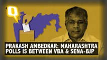 Prakash Ambedkar: Maharashtra Assembly Polls is Between VBA and Sena-BJP