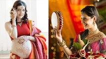 प्रेगनेंसी में करवा चौथ का व्रत | Karwa Chauth fast in pregnancy | Boldsky