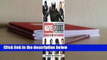 [MOST WISHED]  Marvel Studios Character Encyclopedia