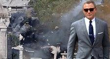 James Bond filminin setinde yapılan unutkanlık İngiltere'de bomba paniğine sebep oldu
