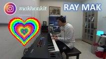 Utada Hikaru - First Love Piano by Ray Mak