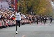 Eliud Kipchoge brise la barrière des 2 heures - Athlé - Marathon