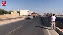 Suriye Milli Ordusu güçleri sınıra gidiyor