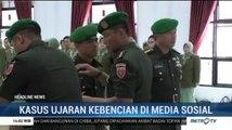 Dandim Kendari Resmi Dicopot Akibat Postingan Istri Soal Wiranto