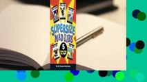 [MOST WISHED]  Supersize Mad Libs