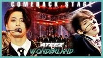 [Comeback Stage] ATEEZ - WONDERLAND, 에이티즈 - WONDERLAND Show Music core 20191012